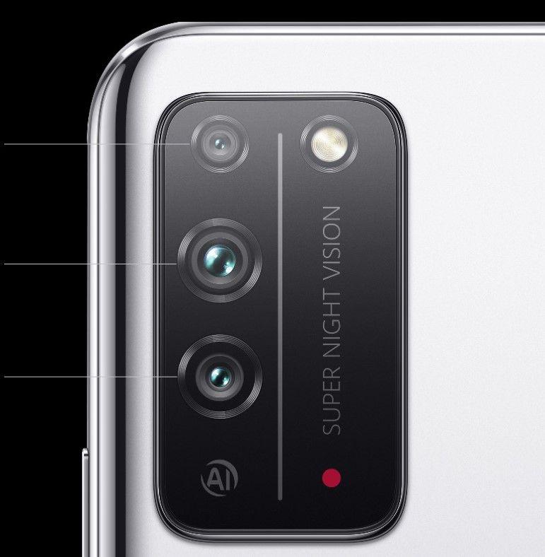 Honor X10 основная камера