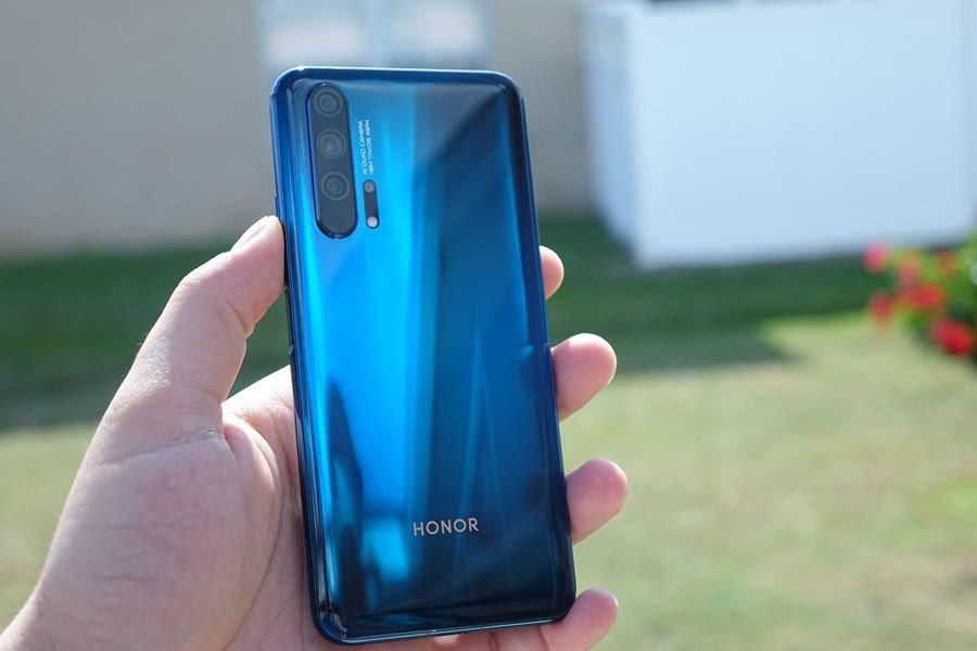 Honor 20 pro Black обзор смартфона