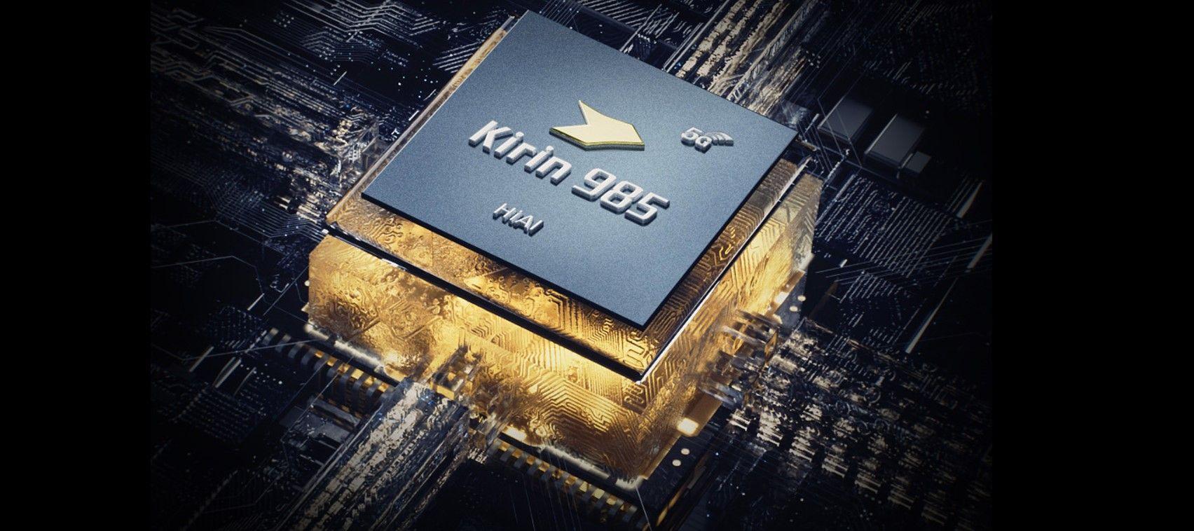 Honor 30 процессор