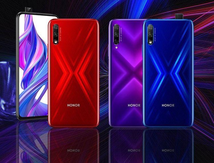 Купить Honor 9x в Москве