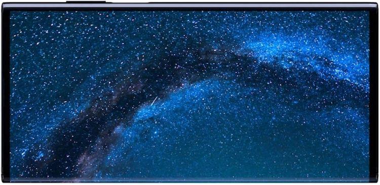 Huawei Mate X фото размеры смартфона