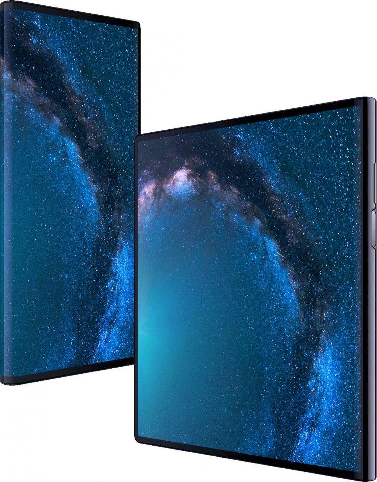 Huawei Mate X фото в раскрытом виде москва