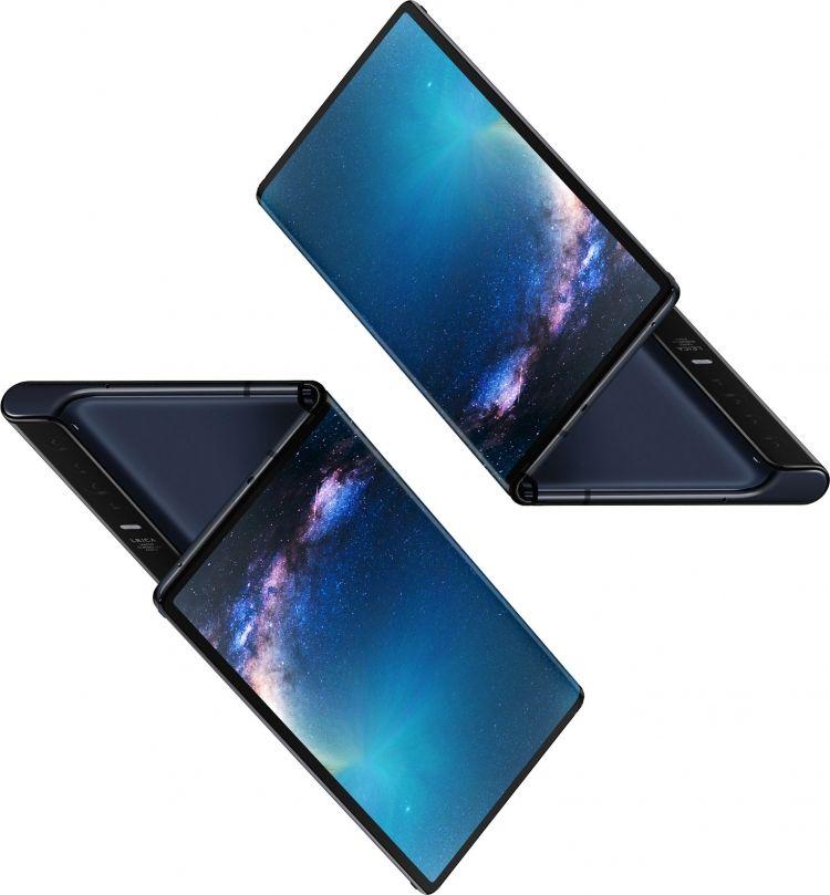 Huawei Mate X обзор смартфона