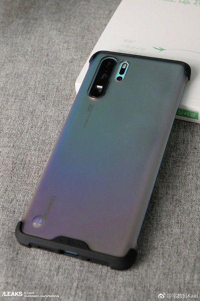 Huawei P30 живые фото