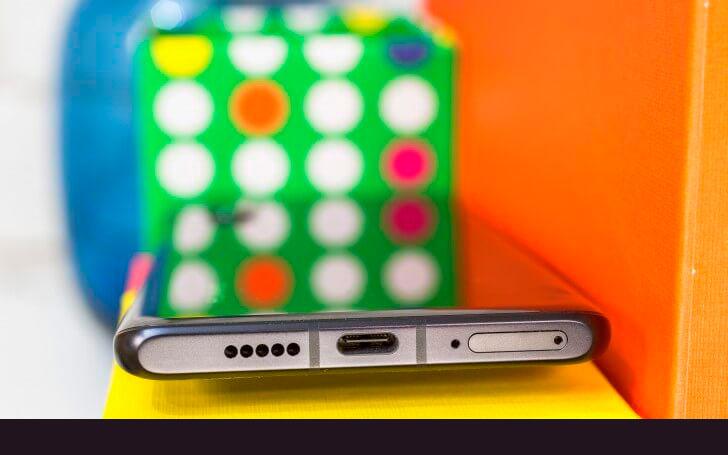 Huawei P30 Pro White дизайн
