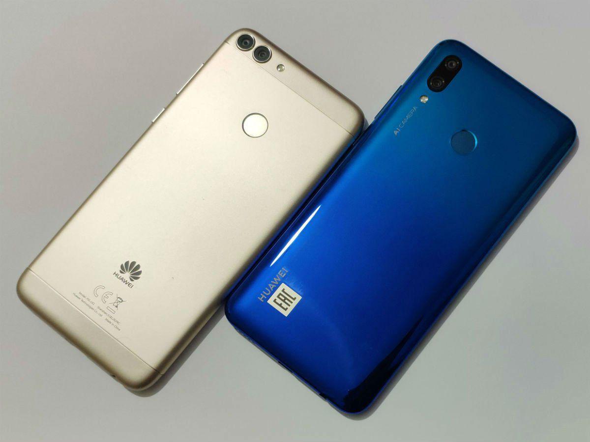 Huawei P Smart 2019 Обзор смартфона