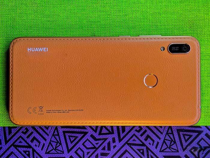 Huawei 2019 дизайн