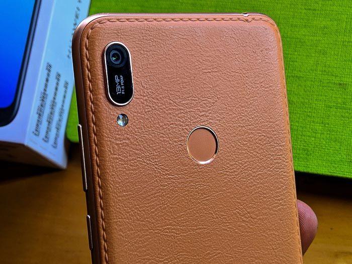 Huawei 2019 дизайн смартфона