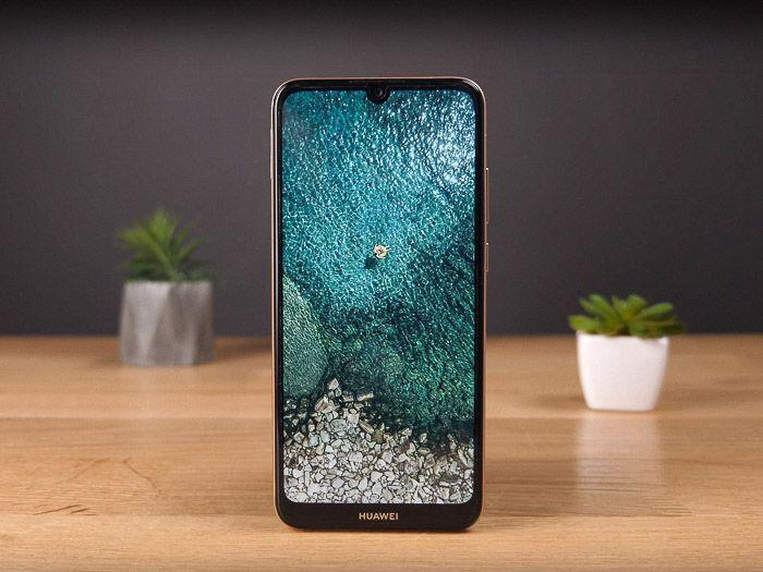 Huawei 2019 дисплей