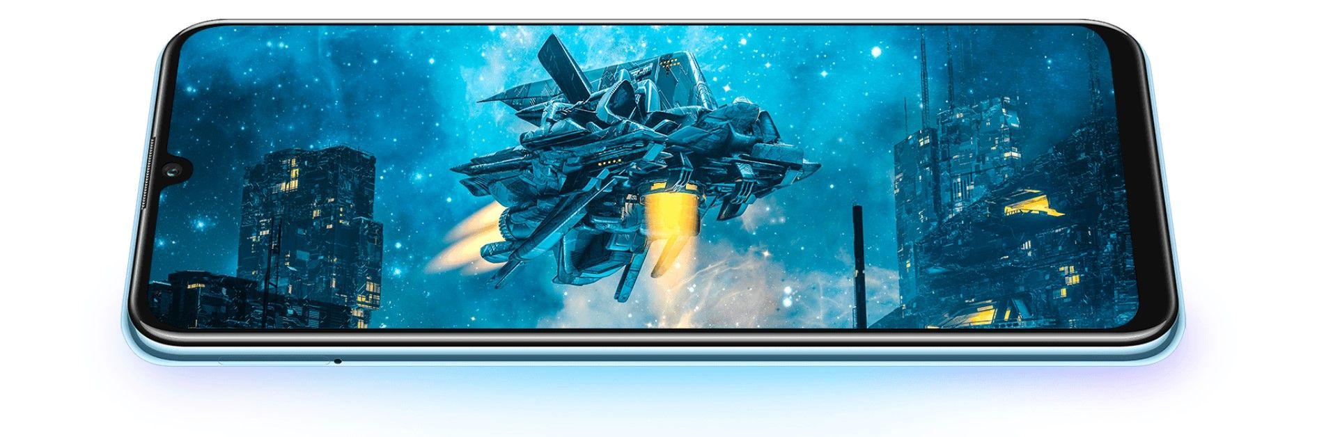Huawei Y8p 6 процессор