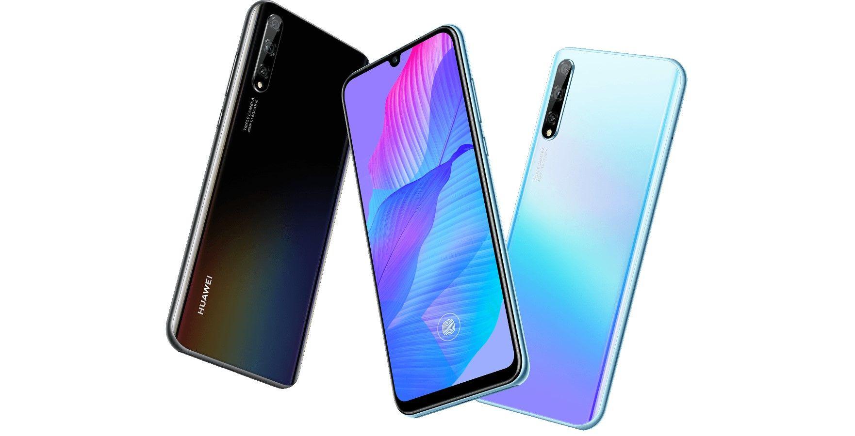 Huawei Y8p купить в Москве