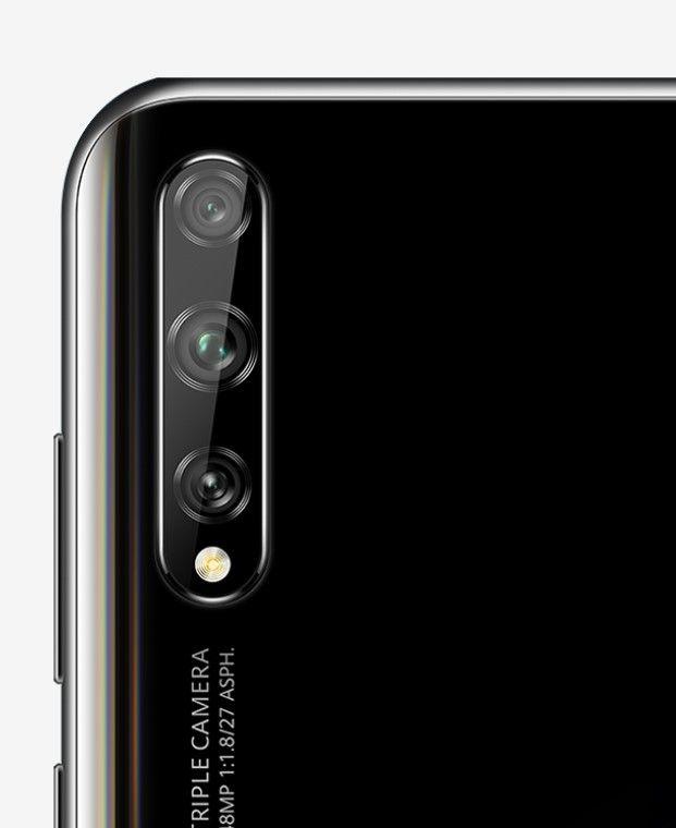 Huawei Y8p полночный черный цвет