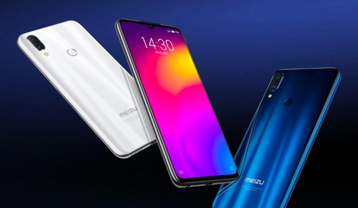Meizu Note 9 Смартфон купить