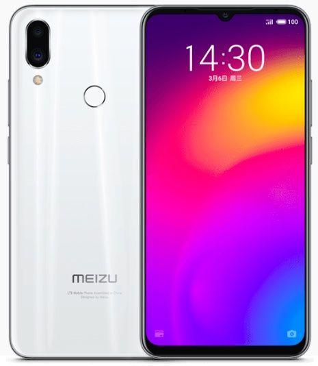 Купить Meizu Note 9 белый в москве