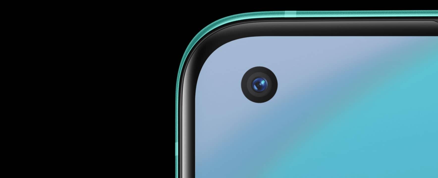 OnePlus 8T фронтальная камера