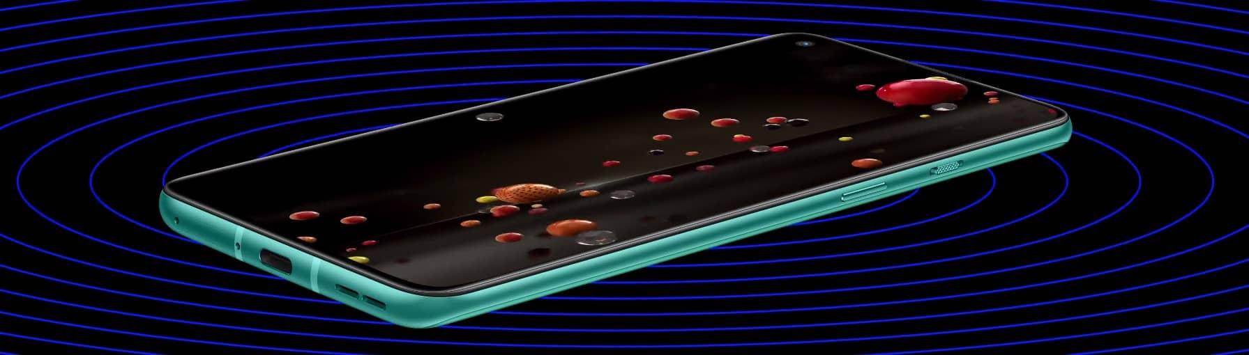 OnePlus 8T стереодинамики