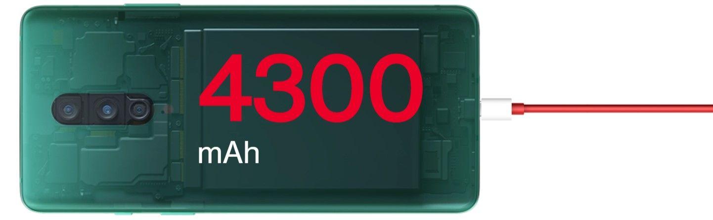 OnePlus 8 автономность