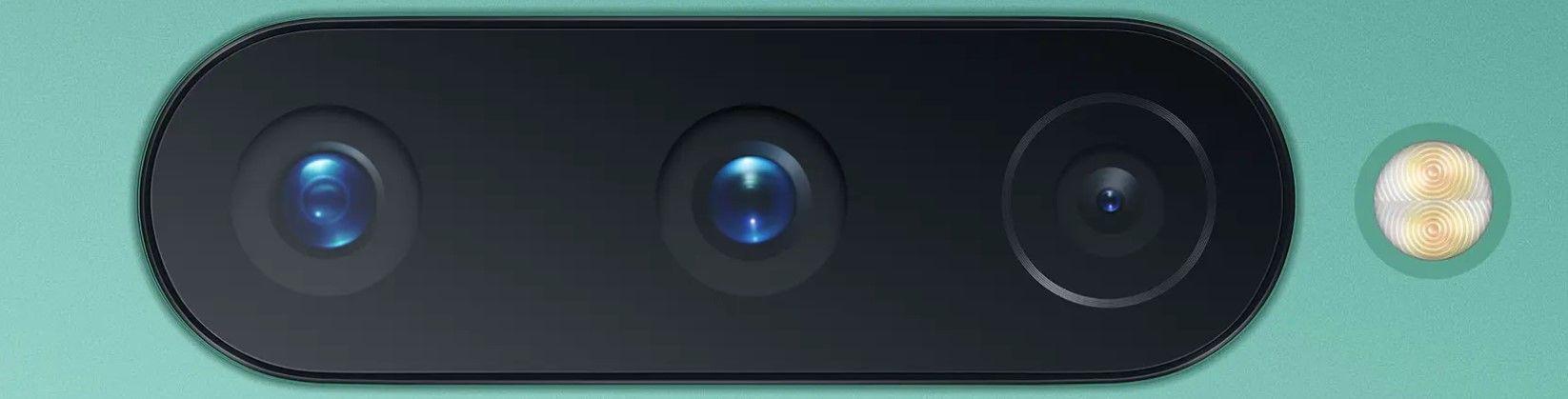OnePlus 8 48 основная камера крупным планом