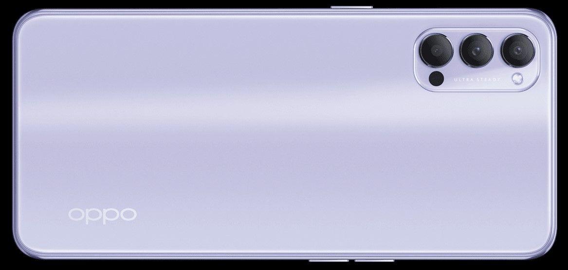 Oppo Reno4 Фиолетовый