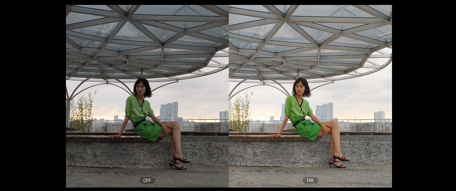 Oppo Reno4 пример фото