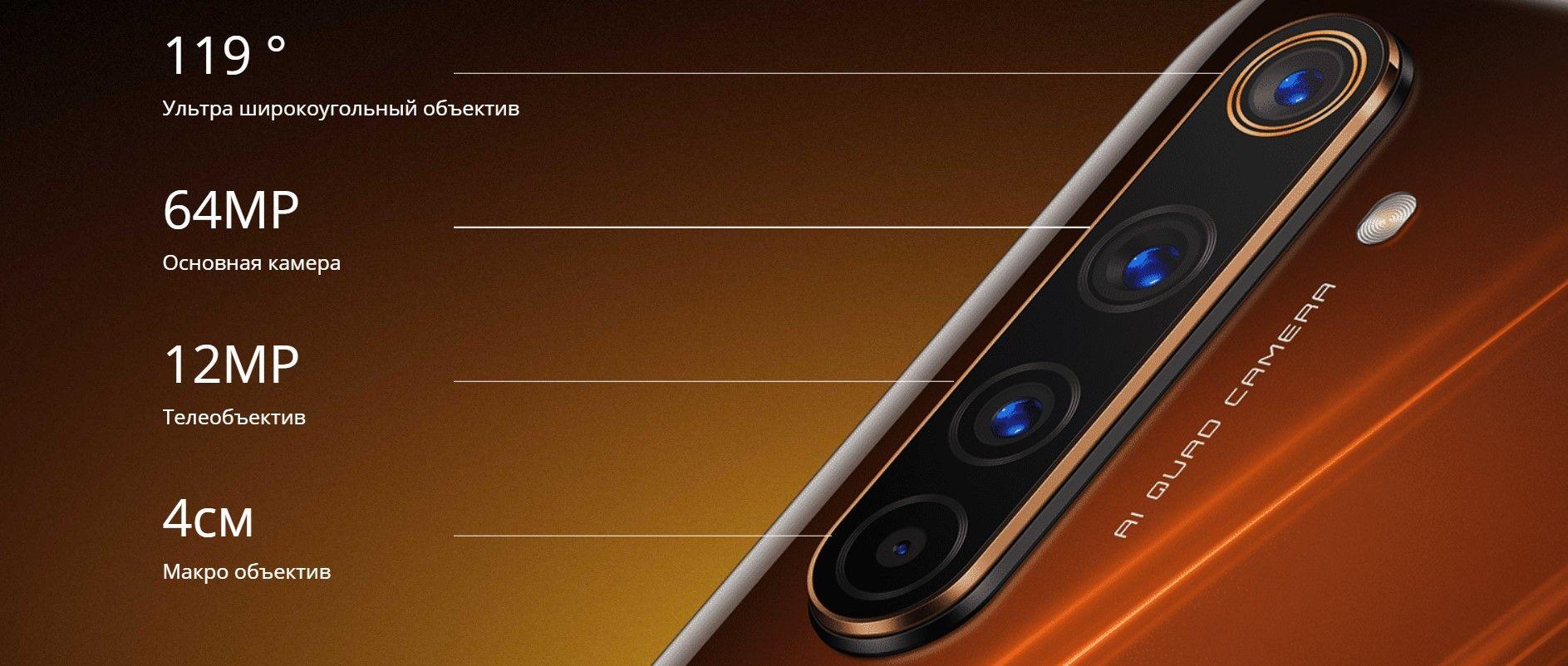 Realme 6 Pro основная камера