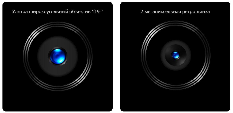 Смартфон Realme C15 основной блок камер