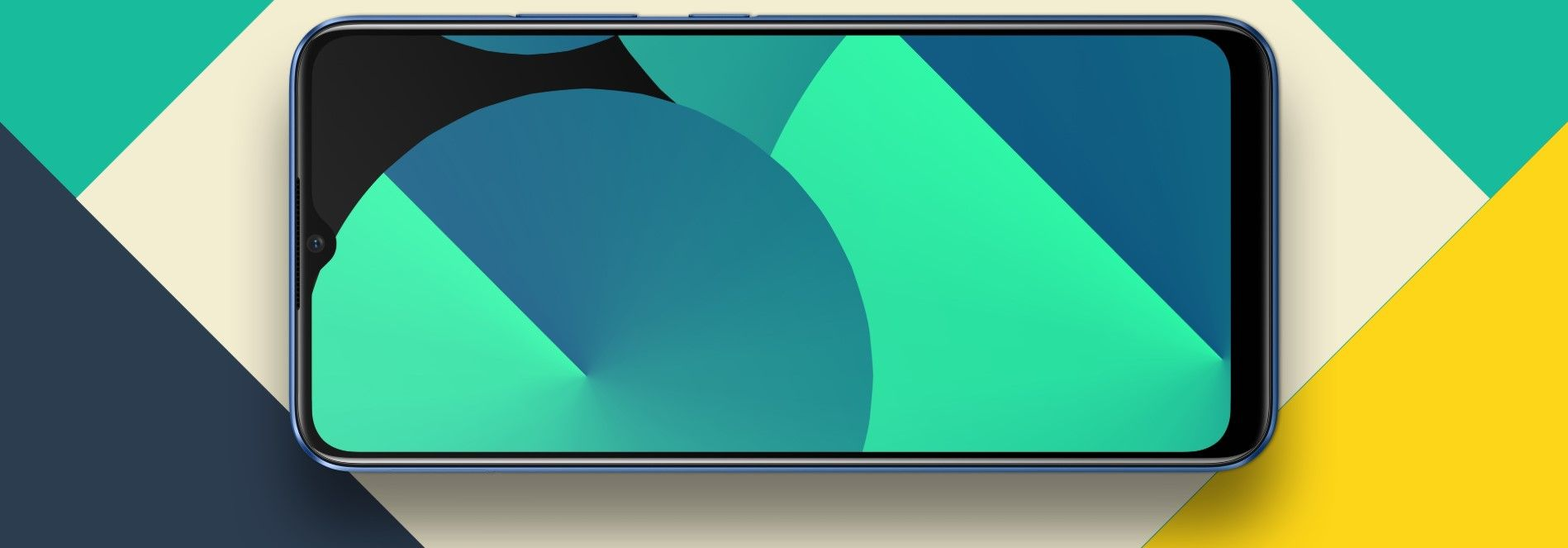Смартфон Realme C15 дисплей 6.5 дюйма