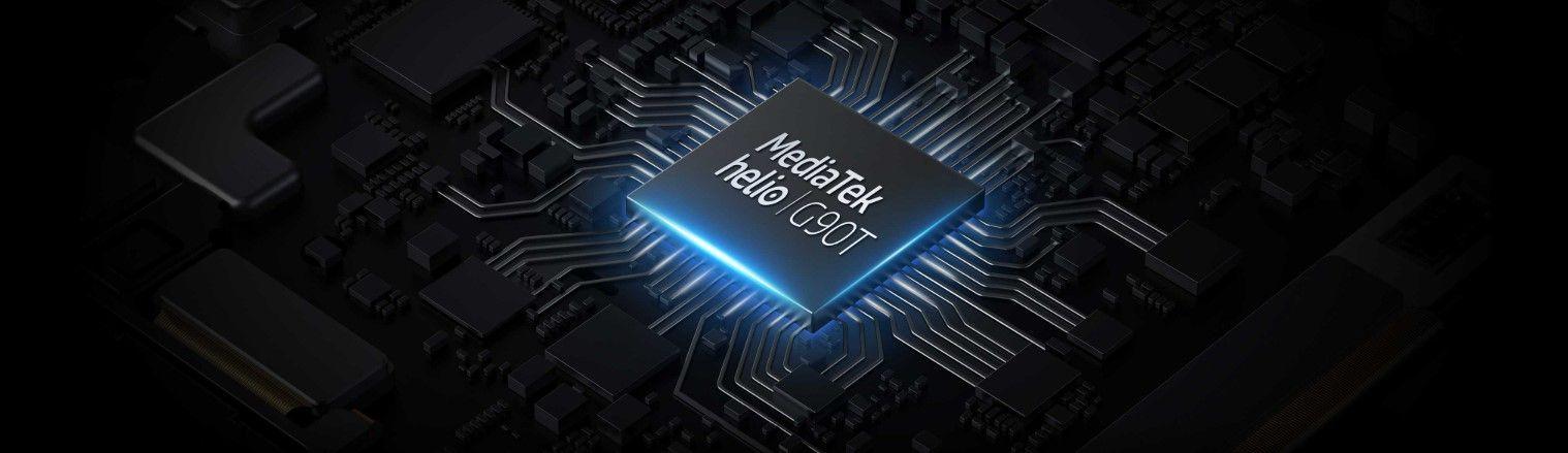 Realme 6 процессор