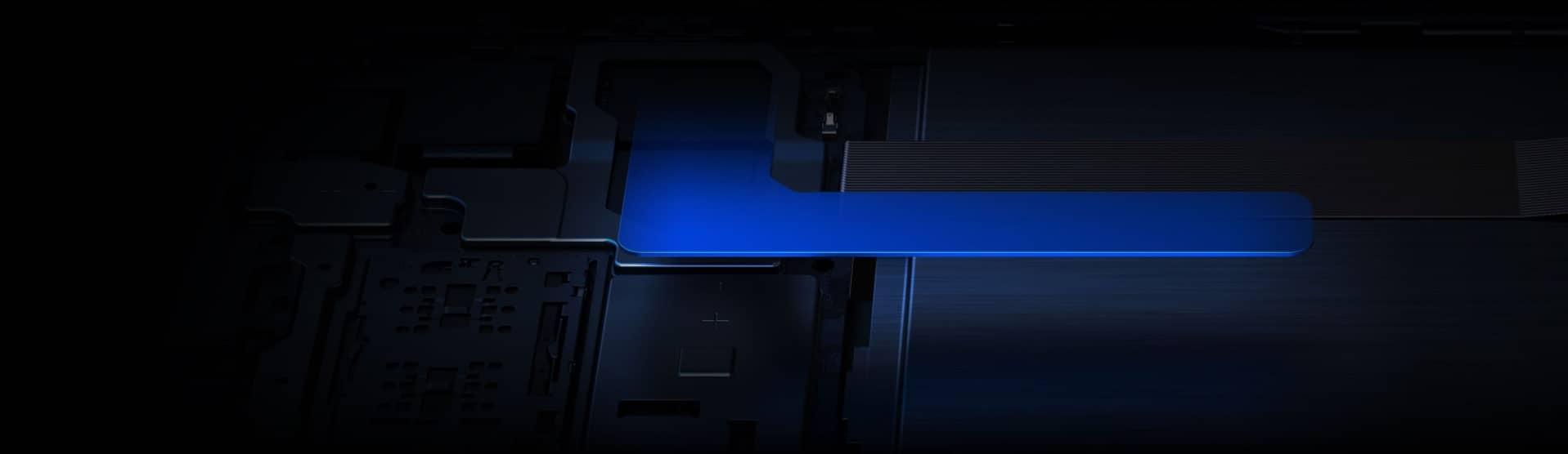Realme 7 Система охлаждения