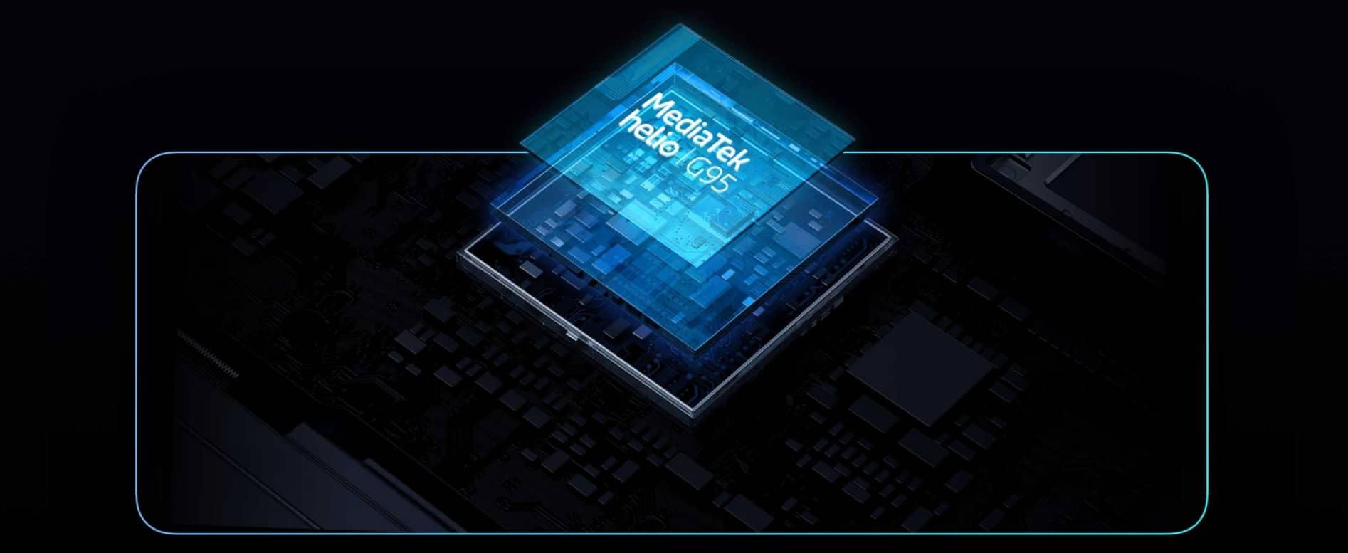 Realme 7 Процессор