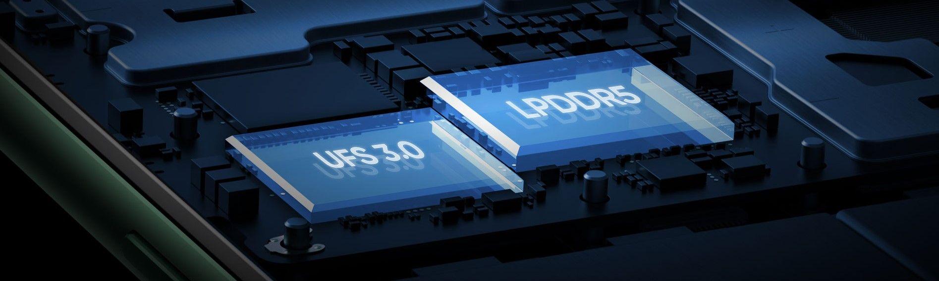 Realme X50 Pro оперативная память