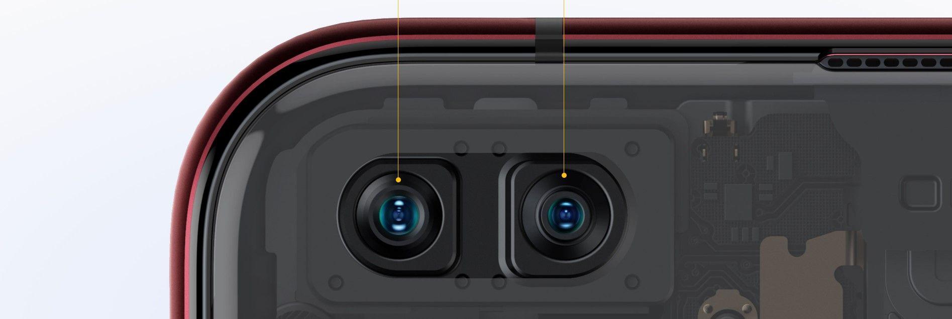 Realme X50 Pro фронтальная камера