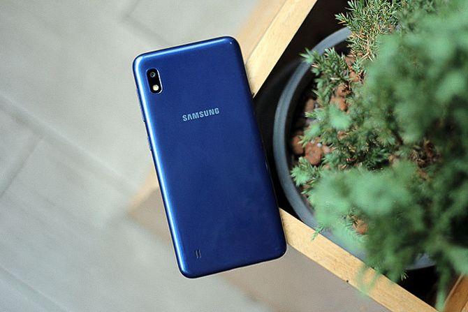 Samsung Galaxy A10 производительность