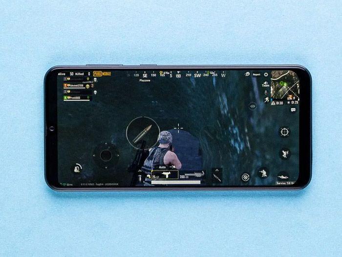 Samsung Galaxy A30 производительность