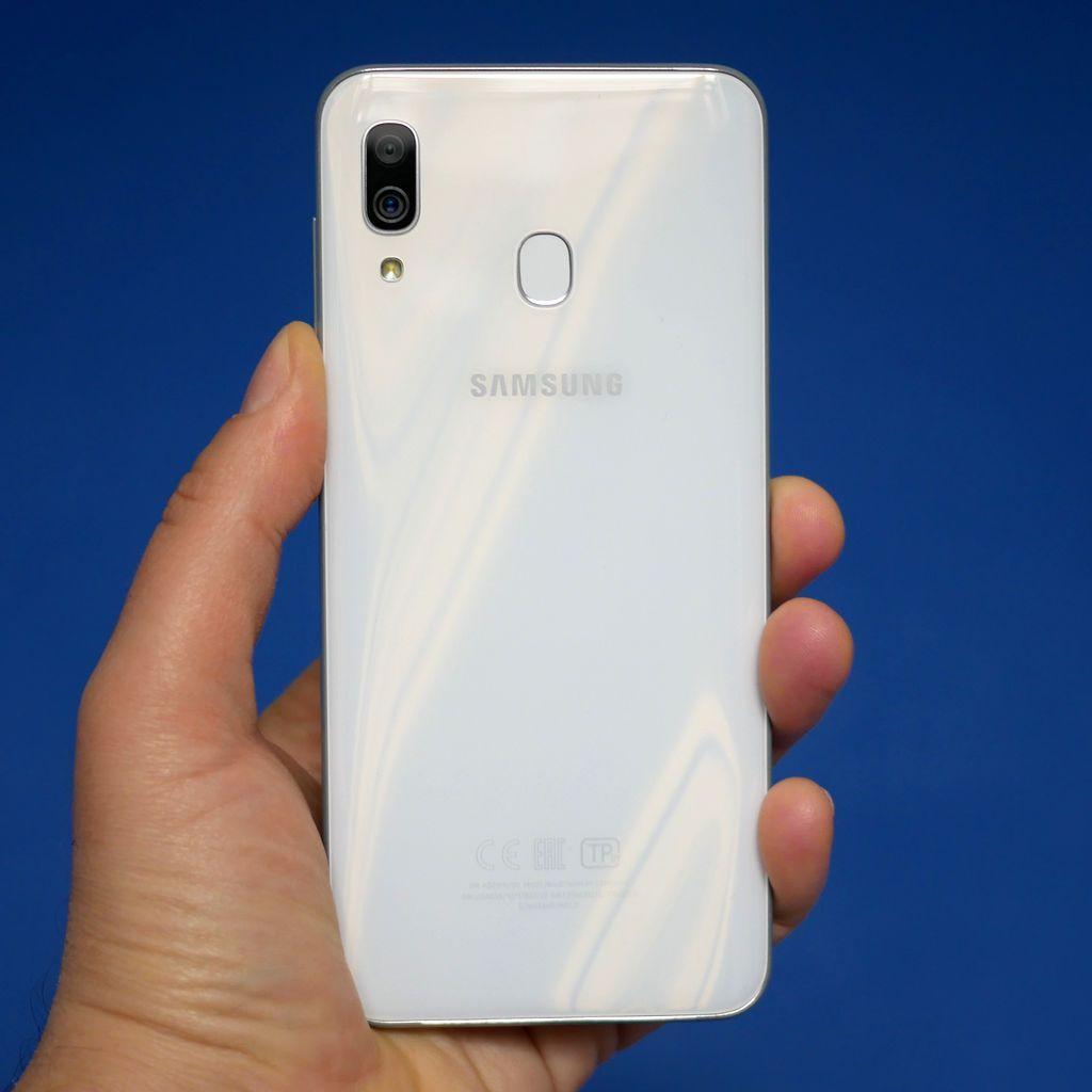 Samsung Galaxy A30 обзор смартфона