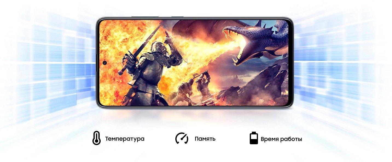 Samsung Galaxy A31 смартфон для игр