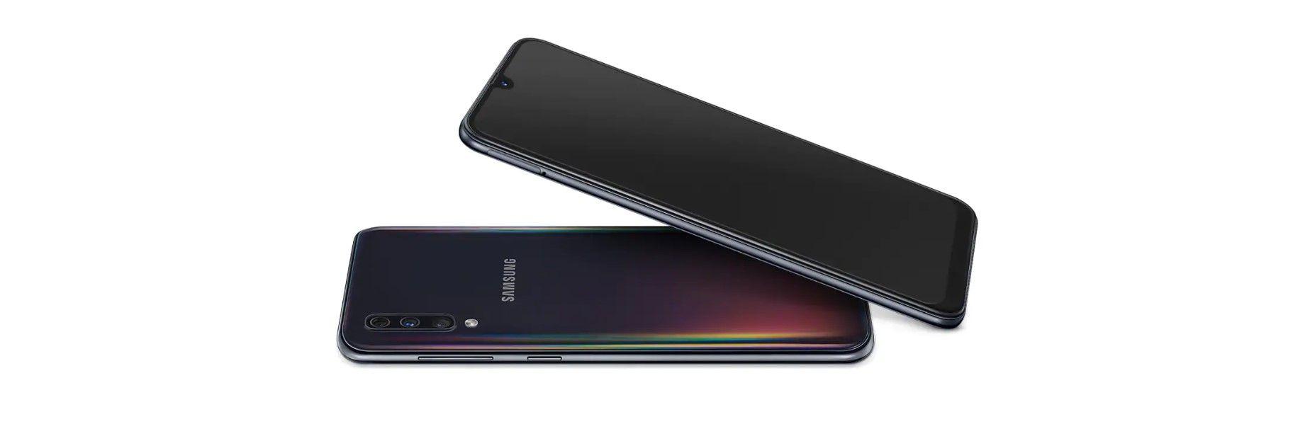 Samsung Galaxy A50 цвета