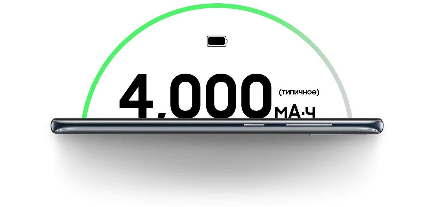 Samsung Galaxy A51 аккумулятор 4000 мАч