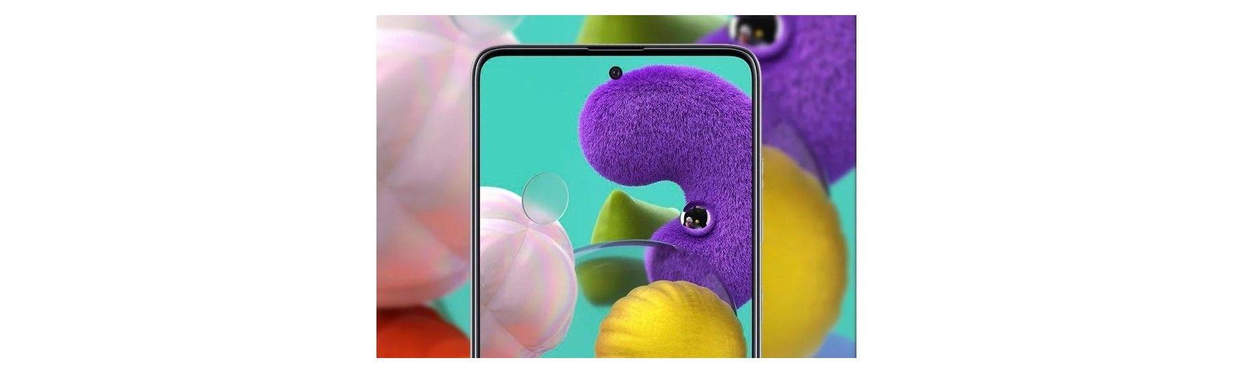 Samsung Galaxy A51 4 камеры