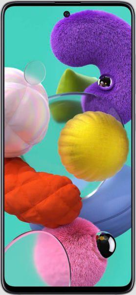 Samsung Galaxy A51 4 дисплей смартфона