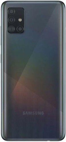 Samsung Galaxy A51 4 черный цвет