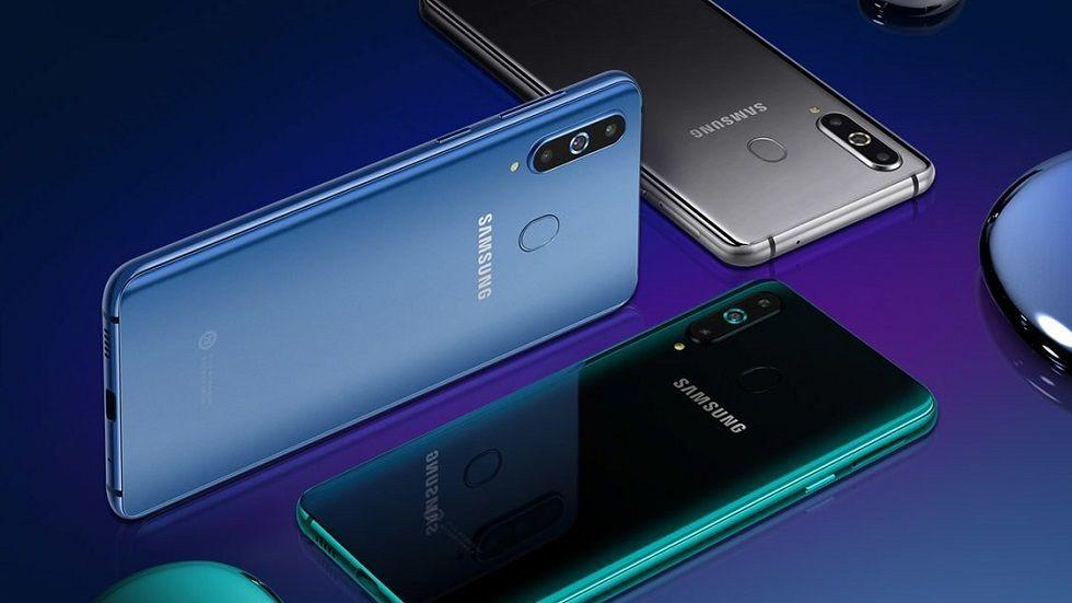 Samsung Galaxy A60 обзор смартфона