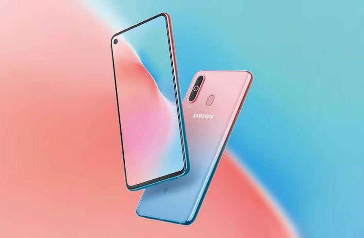 Samsung Galaxy A60 цена в России
