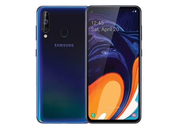 Samsung Galaxy A60 цвета