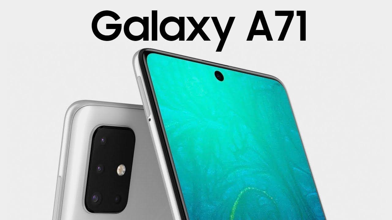 Samsung Galaxy A71 Купить в Москве