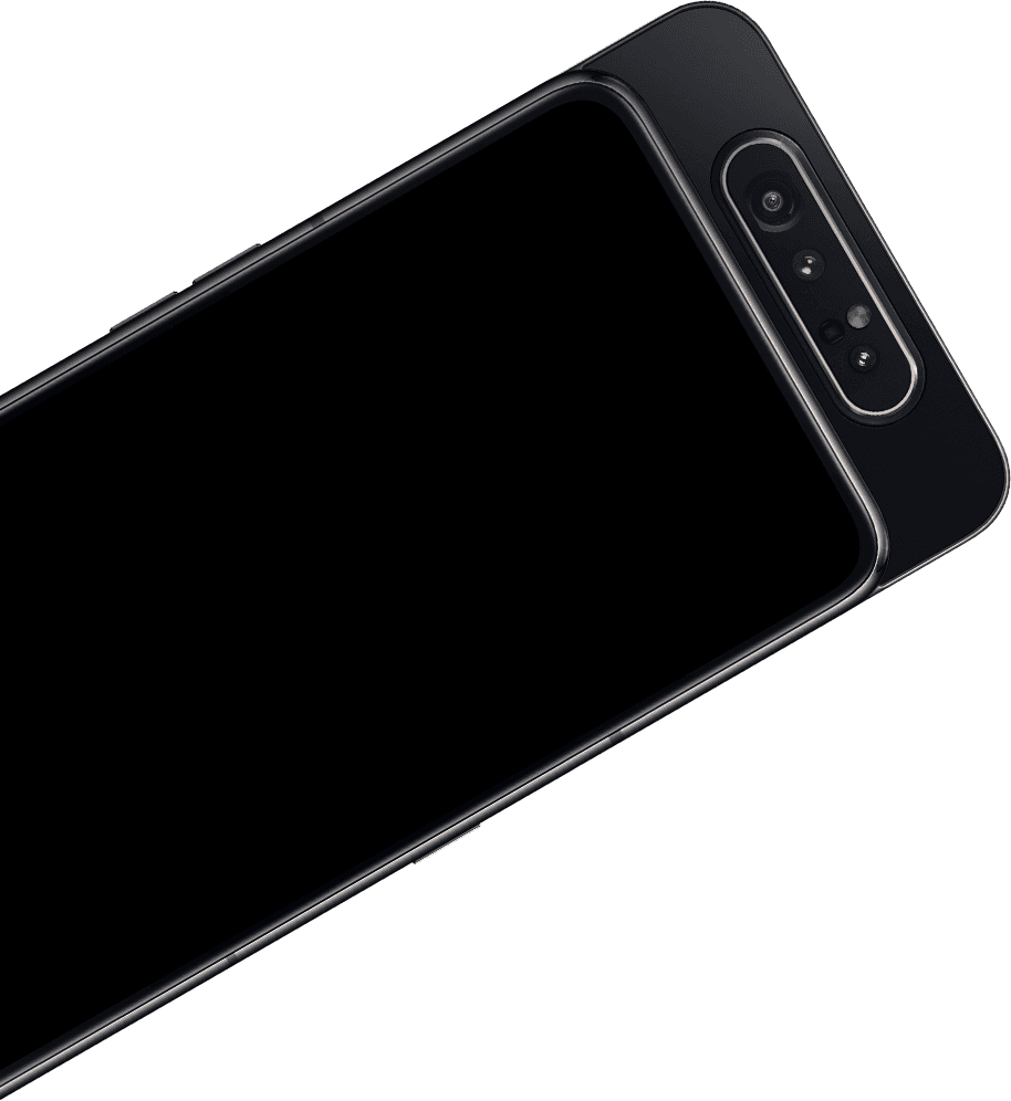 Samsung Galaxy A80 поворотная камера