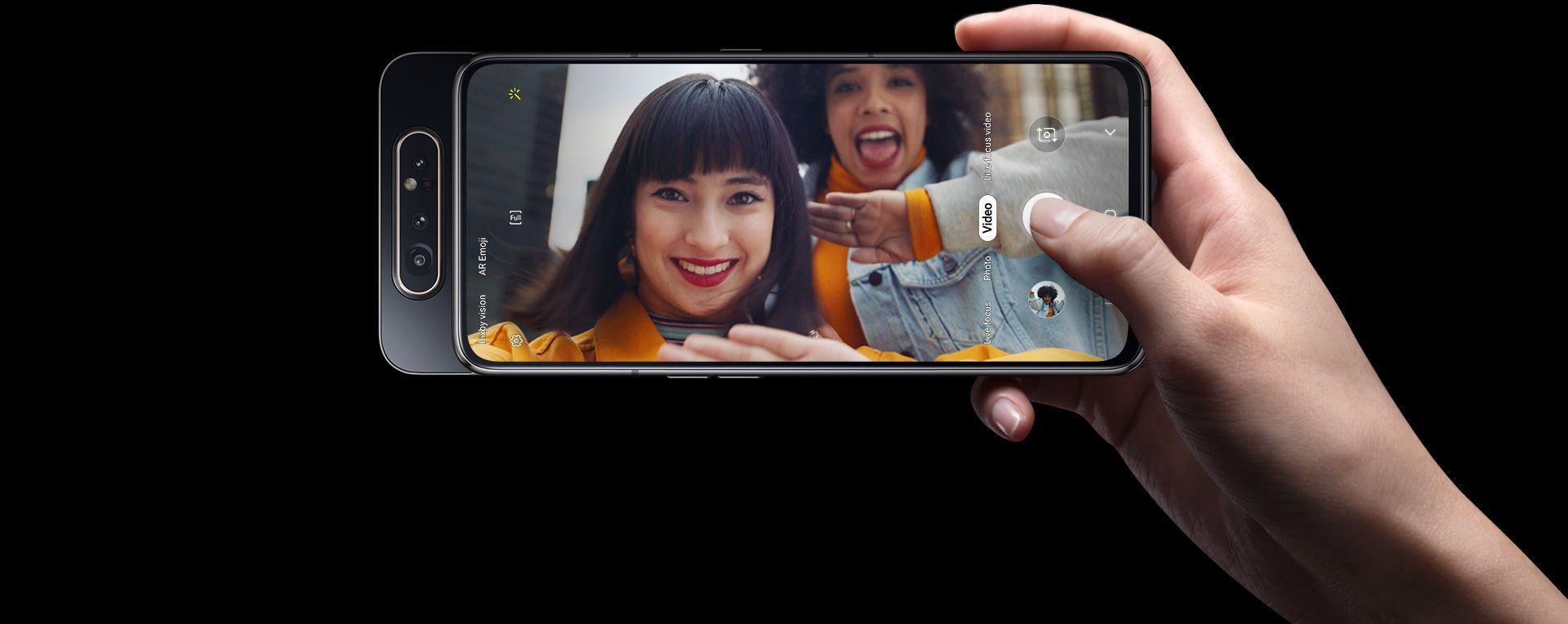 Samsung Galaxy A80 Характеристики
