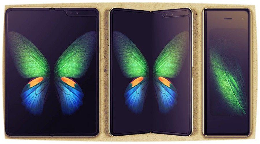 Samsung Galaxy Fold Обзор. Купить в москве