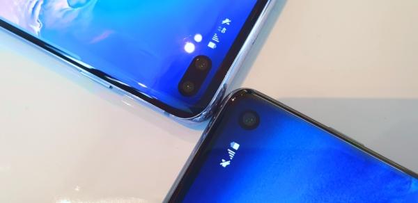 Samsung Galaxy s10 обзор москва