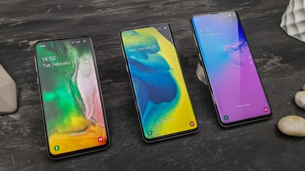 Samsung Galaxy s10 обзор смартфона